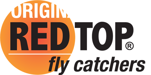 Red Top Fly Catcher - The Ultimate Fly Trap